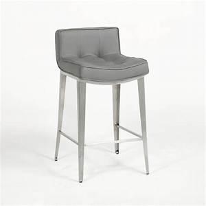 Tabouret 4 Pieds : les tabourets de bar 4 pieds tables chaises et tabourets ~ Teatrodelosmanantiales.com Idées de Décoration