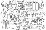 Junk Clipart Fast Clip Stamp Coloring Thehungryjpeg Clipartisan Stamps Designbundles sketch template