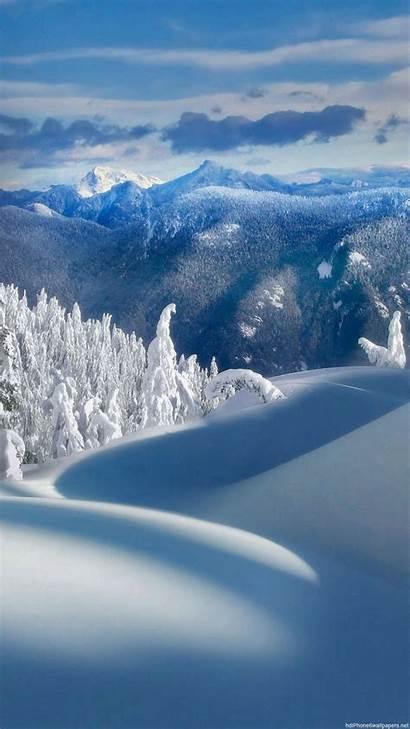 1080p Iphone Snow Wallpapers Winter Plus Landscape