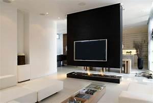 Moderne Tv Wand : tv wand selber bauen einfache anleitung f r unerfahrene handwerker ~ Sanjose-hotels-ca.com Haus und Dekorationen