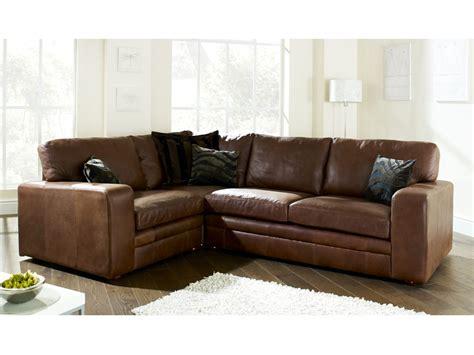 The English Sofa Company The Modular Leather Corner Sofa