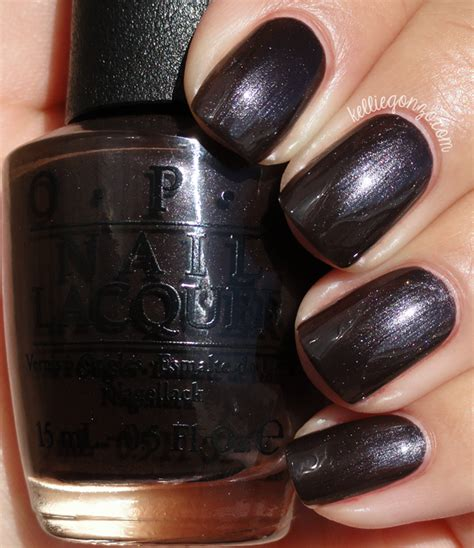 love is hot and coal opi kelliegonzo opi holiday 2014 gwen stefani collection