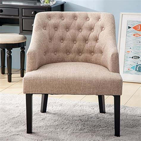 Mestler Button Tufted Side Chair by Save 1 Merax Contemporary Accent Chair Button Tufted