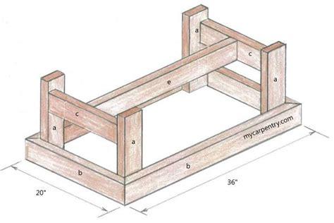wood side table plans outdoor side table plans diywoodtableplans