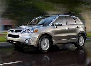 2009 Acura RDX Overview CarGurus