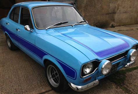 ford escort mk rs  blue dudley dudley mobile