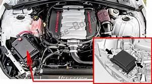 Fuse Box Diagram  U0026gt  Chevrolet Camaro  2016