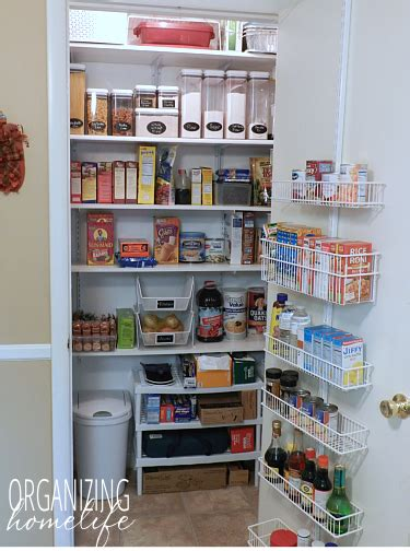 organizing kitchen pantry ideas organize your pantry non food items with these great tips 3796