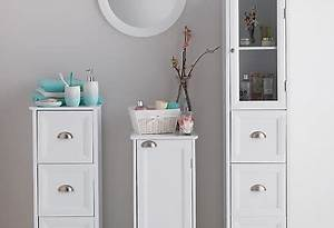 Homebase bathroom cabinets freestanding cabinets matttroy for Homebase bathroom storage units
