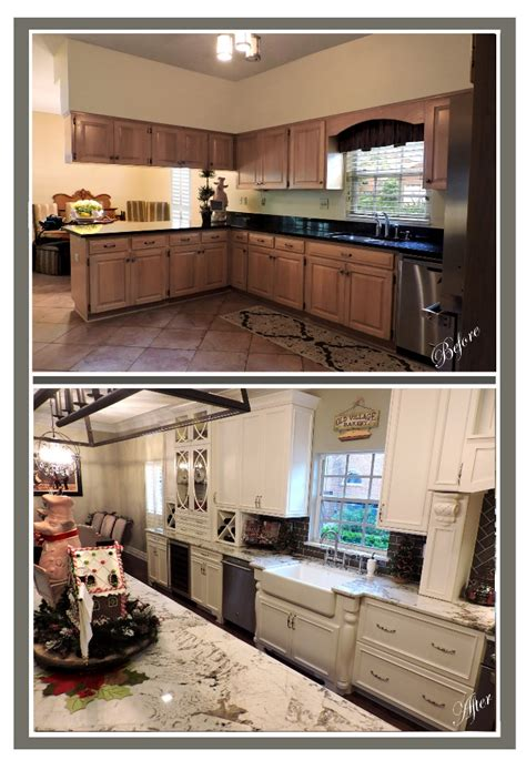 south ta kitchen remodel by gulf tile cabinetry