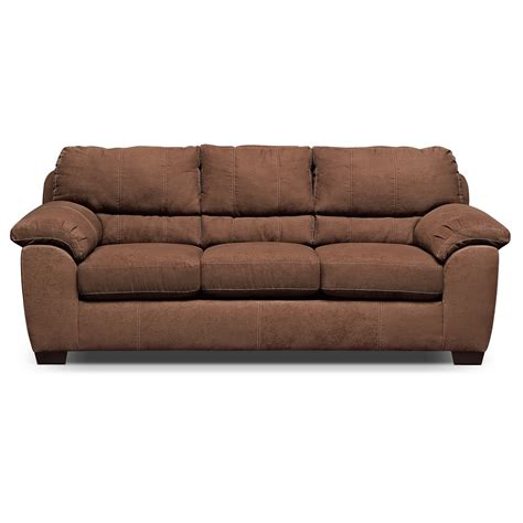 Value City Sleeper Sofa by Colton Iv Memory Foam Sleeper Sofa Value City