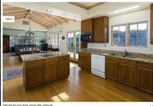 open kitchen floor plans pictures open floor plan kitchen dining living traditional san francisco