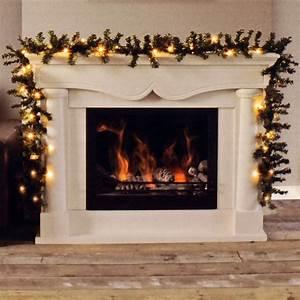 Weihnachtsgirlanden Innen Mit Beleuchtung : weihnachtsgirlande mit beleuchtung f r innen weihnachts girlande geschm ckt mit beleuchtung f r ~ Sanjose-hotels-ca.com Haus und Dekorationen