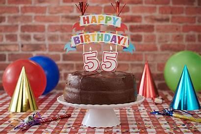 Birthday 55th Cake Cakes Fotki Cookies April