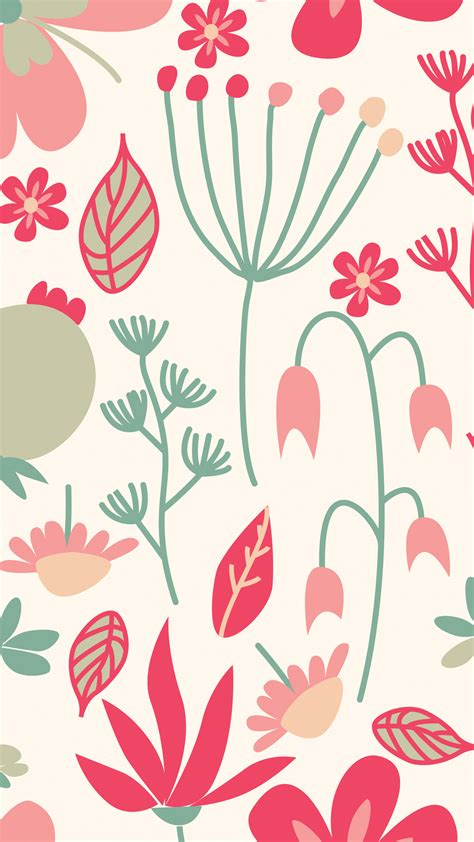 Posted by laras lavinta permana posted on oktober 04, 2019 with no comments. Vintage Flowers HD Wallpaper For Your Mobile Phone ...2254
