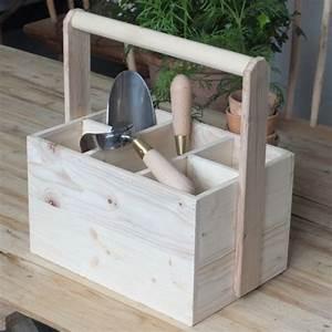 Caisse De Jardin : caisse outils de jardin lamarck atelier du jardinier ~ Teatrodelosmanantiales.com Idées de Décoration