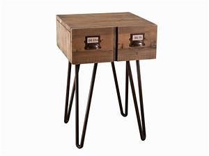 Table De Chevet Scandinave Pas Cher : chevet pas cher luxe table de chevet bois blanc table de ~ Melissatoandfro.com Idées de Décoration