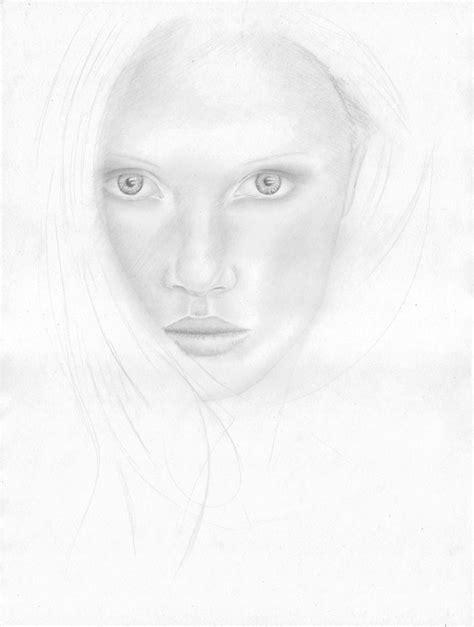 Gesicht, Auge, Mund, Nase, Portait Zeichnen Lernen