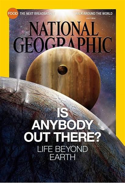 Geographic National Magazine July Fox Issue Murdoch