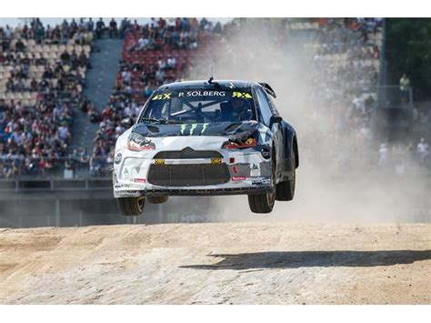 citro 235 n ds3 petter solberg s world rx supercar rallycross cars for sale racemarket