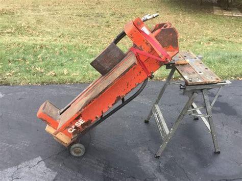 case ingersoll tractor j32 splitter 999 fort gratiot garden items for sale port
