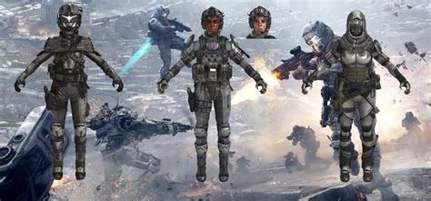 imc pilots from titanfall for xps by melllin on