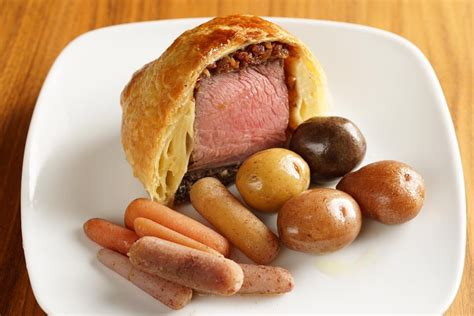Sous Vide Beef Wellington