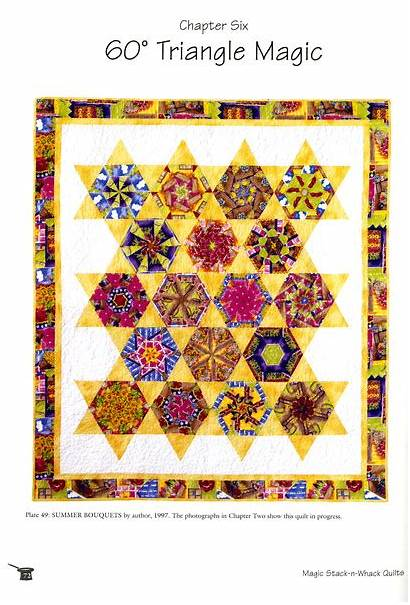 Stack Whack Quilts Quilting