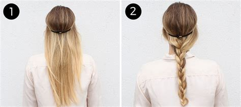 Easy Braided Headband Updo For Any Occasion