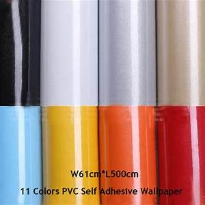 Furniture Self Adhesive Wallpaper Roll Kitchen Cabinet