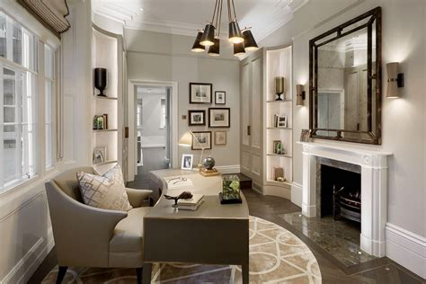 Belgravia Grand Townhouse, Luxury Interior Design