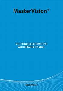 Interactive Multitouch White Board Manual