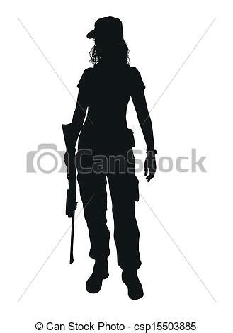 military people military woman vector search clip art