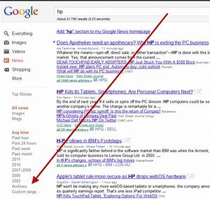 Confirmed: Google News Archive Search's Home Page Is Gone ...