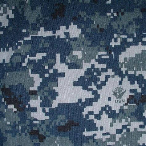 navy working uniform type  camouflage pattern