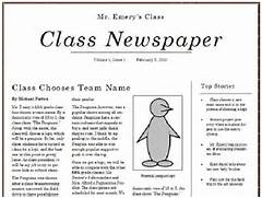 Newspaper Template For Word 2007 Sample Class Newspaper Created Insert And Format Page Numbers In MS Word 2007 Tip Reviews News Ms Word 2007 Newspaper YouTube Newspaper Template For Microsoft Word 2007