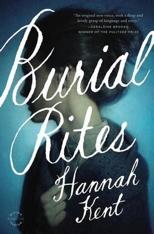 burial rites  hannah kent reviews discussion