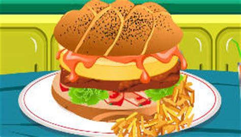 jeux de cuisine hamburger hamburgers jeu de cuisine jeux 2 cuisine