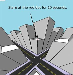 Amazing Optical Illusion Will Have You Seeing Colours That