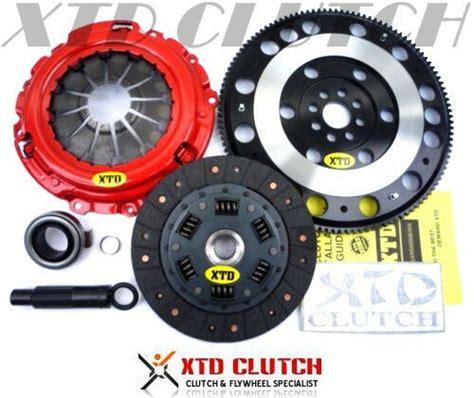 xtd stage  clutch chrome moly flywheel kit rsx