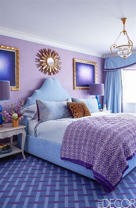 Blue And Purple Bedroom  Wwwimgkidcom  The Image Kid