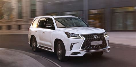 Review Lexus Lx by 2018 Lexus Lx Superior More Aggressive Model Revealed In