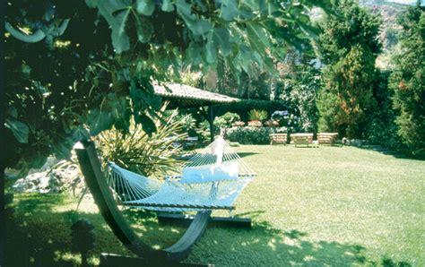 amaca sul mare giardini