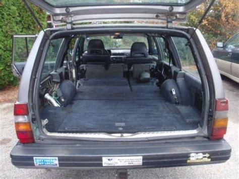 find   volvo  turbo diesel wagon  seat