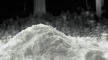 Powder Drugs Falling Gifs Caffeine Marijuana Cocaine