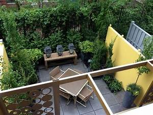 les 25 meilleures idees concernant amenagement paysager With charming amenagement petit jardin avec terrasse 4 creation et amenagement de terrasse en bois paysagiste