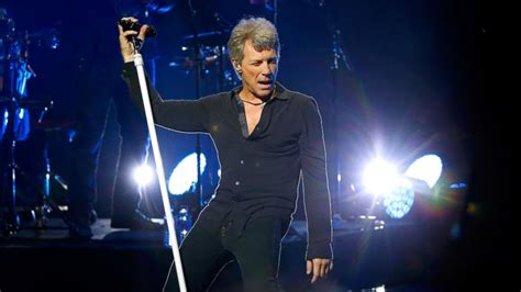 Bon Jovi Takes Broadway Tonight Abc News
