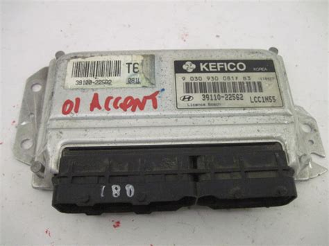 [how To Replace Ecm For A 2004 Hyundai Accent]