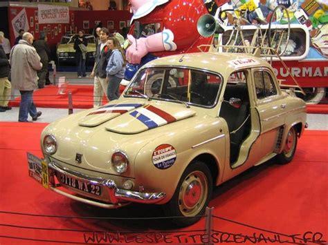 Les Petites Renault - Dauphine Tour de France 1959