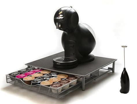 36  Coffee Pod Holder Drawer Tray & Machine Stand Nescafe Nespresso Dolce Gusto   eBay